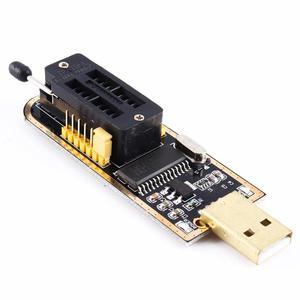 Programator USB CH341A szeregowych pamięci SPI Flash i EEPROM oraz konwerter USB-TTL + ISP Gold