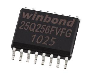 Pamięć Serial Flash 256-Mbit (32MB) SPI 25Q256 Winbond SO16 (SMD) - 2835043927