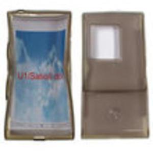 Etui back case - pokrowiec silikonowy SonyEricsson U1 Satio - 2833103837