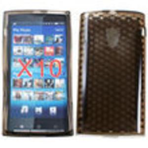 Etui back case - pokrowiec silikonowy Sony Xperia X10 - 2833103839