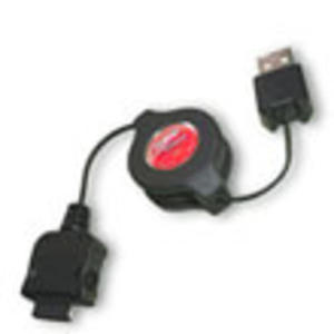 Kabel-Ładowarka PDA USB zwijany do QTEK 9000 - 2833102985