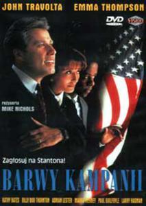 BARWY KAMPANII (Primary Colours) (DVD) - 2826389614