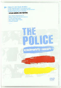 THE POLICE - SYNCHRONICITY CONCERT (DVD) - 2826389977