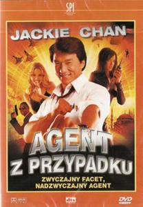 AGENT Z PRZYPADKU (Te Wu Mi Cheng) (DVD) - 2826389615