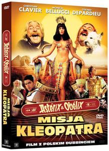 ASTERIX I OBELIX MISJA KLEOPATRA (Asterix & Obelix: Mission Cleopatre) (DVD) - 2826389616