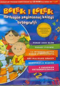 BOLEK I LOLEK NA TROPIE ZAGINIONEJ KSI - 2826390019