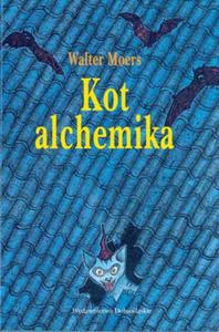 WALTER MOERS - KOT ALCHEMIKA (oprawa twarda) (Ksi - 2826390068
