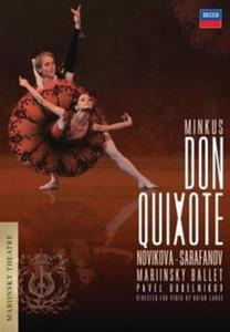 MARIINSKY BALLET/PAVEL BUBELNIKOV - MINKUS: DON QUIXOTE (DVD) - 2826390109