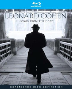 LEONARD COHEN - SONGS FROM THE ROAD (Blu-ray) - 2826390136