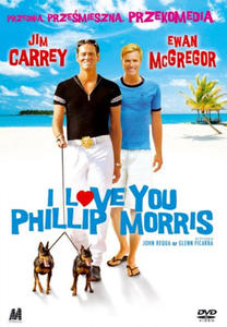 I LOVE YOU PHILLIP MORRIS (I Love You Phillip Morris) (DVD) - 2826390161