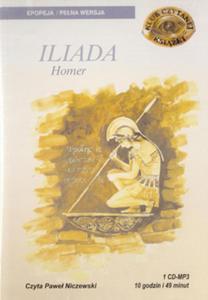 ILIADA - KLUB CZYTANEJ KSI - 2826389771