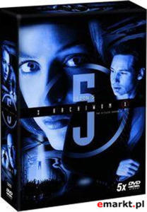 Z ARCHIWUM X - SEZON 5 (The X Files - Season 5) - Album 5 p - 2826389863