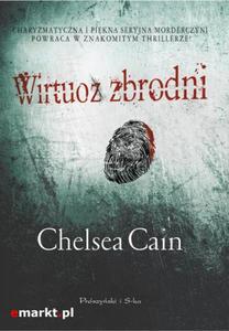 CHELSEA CAIN - WIRTUOZ ZBRODNI (Ksi - 2826389883