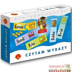 ALEXANDER GRA CZYTAM WYRAZY - 2826390355