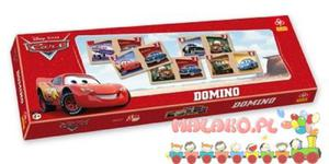 TREFL GRA DOMINO AUTA (CARS) - 2826390358