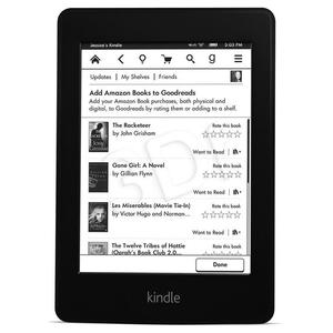 E-BOOK KINDLE PAPERWHITE(bez reklam) GEN II  - 2826390819