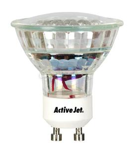 ActiveJet AJE-S2410W Lampa LED SMD 270lm 3 5W GU10 barwa bia - 2826391101