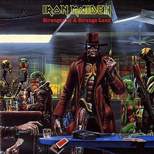IRON MAIDEN - STRANGER IN A STRANGE LAND (Vinyl Singiel) - 2826392780
