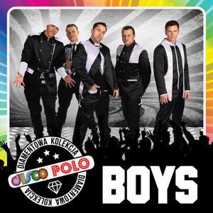 BOYS - DIAMENTOWA KOLEKCJA DISCO POLO (CD) - 2826392899