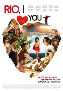 RIO, I LOVE YOU (Rio, I Love You) (DVD) - 2826393106