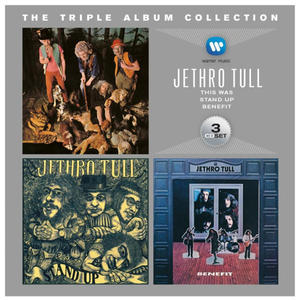 JETHRO TULL - TRIPLE ALBUM COLLECTION - Album 3 p - 2826393161