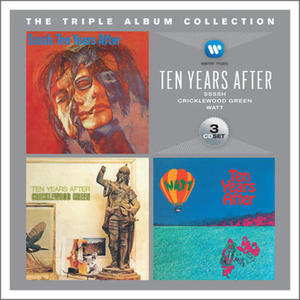 TEN YEARS AFTER - TRIPLE ALBUM COLLECTION - Album 3 p - 2826393167