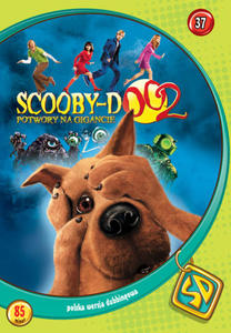 SCOOBY-DOO 2: POTWORY NA GIGANCIE (Scooby-Doo 2: Monsters Unleashed) (DVD) - 2826389640