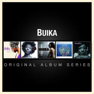 BUIKA - ORIGINAL ALBUM SERIES - Album 5 p - 2826393457