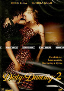 DIRTY DANCING 2 (Dirty Dancing: Havana Nights) (DVD) - 2826389646