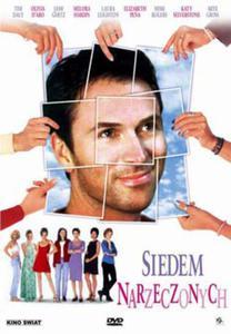 SIEDEM NARZECZONYCH (Seven Girlfriends) (DVD) - 2826389668