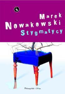 MAREK NOWAKOWSKI - STYGMATYCY (Ksi - 2826389683