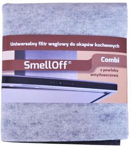Filtr węglowy do okapu kuchennego z powłoką antytłuszczową - 2825989792