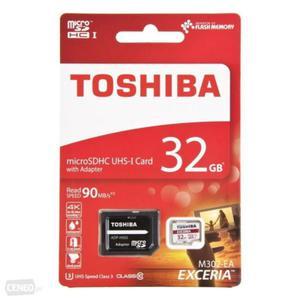 TOSHIBA MICRO SDHC 32GB UHS-I 90MB/s EXCERIA M302-EA SZYBKA DOSTAWA - 2876825631