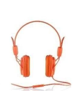 Słuchawki z mikrofonem MODECOM MC-400 FRUITY POMARAŃCZOWY sklep 24h Łódź FVAT23% - 2878125045