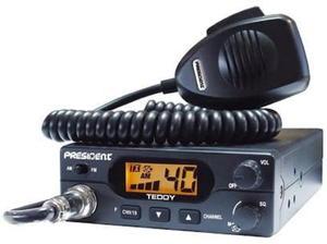 CB RADIO TXMU 266 ''PRESIDENT'' - 2859237524