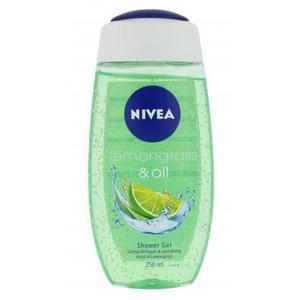 Nivea Lemongrass & Oil żel pod prysznic 250 ml dla kobiet - 2869273674