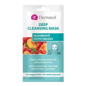 Dermacol Deep Cleansing Mask maseczka do twarzy 15 ml dla kobiet - 2866017170