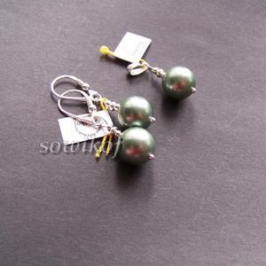 Perełki trzy - Mint - 2823865346