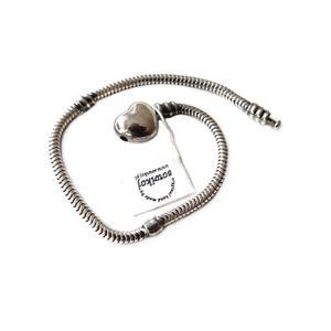 Baza bransoletki srebrna bransoletka zapi - 2860195212