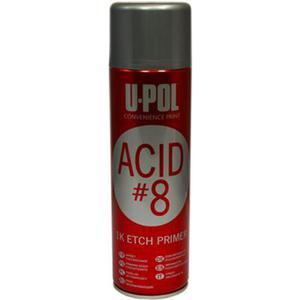 U-POL Podkład wytrawiający ACID 8 spray 450ml. - 2824154894
