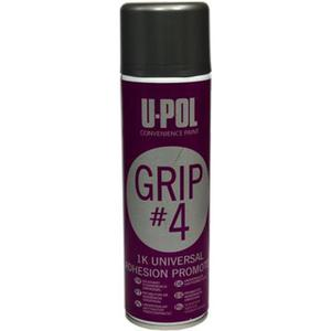 U-POL Uniwersalny aktywator przyczepności GRIP 4 spray 450ml. - 2824154896