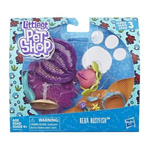 Littlest Pet Shop REBA ROSYFISH E2430/ E2161 - 2881398113