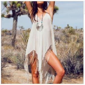 Tunika New Fashion Beach Dress P47 - 2832559392