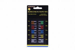 K2 CARDOS Zestaw bezpieczników płytkowych MINI - 2865960676