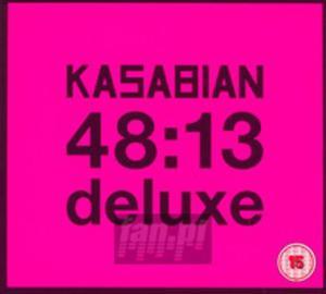 [00026] Kasabian - 48:13 - CD+DVD digipack deluxe (P)2014 - 2865975927