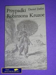 PRZYPADKI ROBINSONA KRUZOE - D. Defoe - 2822521066