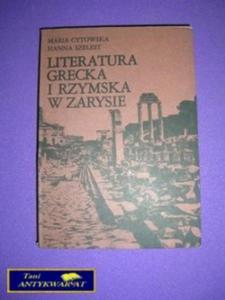 LITERATURA GRECKA I RZYMSKA W ZARYSIE - 2822521152