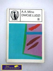 DWOJE LUDZI - A.A.Milne