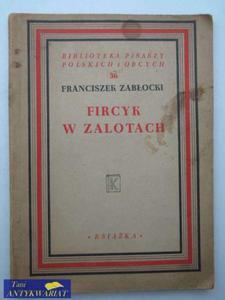 FIRCYK W ZALOTACH - 2822512108