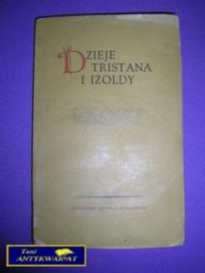 DZIEJE TRISTANA I IZOLDY - Bedier - 2822523026